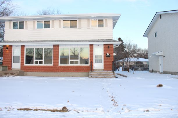 219 Dalhousie Winnipeg,Manitoba,3 Bedrooms Bedrooms,1.5 BathroomsBathrooms,Duplex,Dalhousie,1184