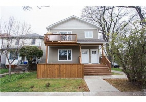 297 Lilac Winnipeg,Manitoba,3 Bedrooms Bedrooms,1 BathroomBathrooms,Triplex,Lilac,1196