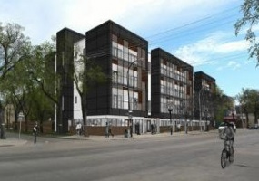 1 Bedroom condo, 1 Bathroom Condo, Sherbrook St., Executive Rental, Condo for rent, Furnished Condo, Winnipeg, Manitoba